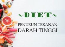 Diet Menurunkan Tekanan Darah Tinggi 1