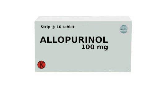 allopurinol menurunkan asam urat